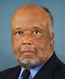 Bennie Thompson, official portrait, 111th Congress.jpg