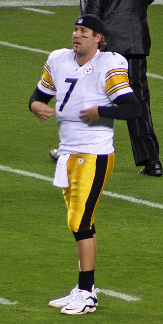 Miami RedHawks football - Ben Roethlisberger, who played for Terry Hoeppner at Miami
