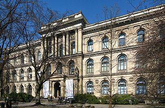 Natural History Museum, Berlin - Image: Berlin, Mitte, Invalidenstrasse 43, Museum für Naturkunde