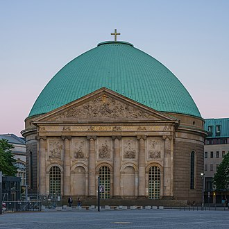 Roman Catholic Archdiocese of Berlin - St. Hedwig's Cathedral