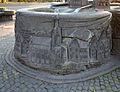 Berrenrath Wendelinusbrunnen mit Alt-Sankt-Wendelin.jpg
