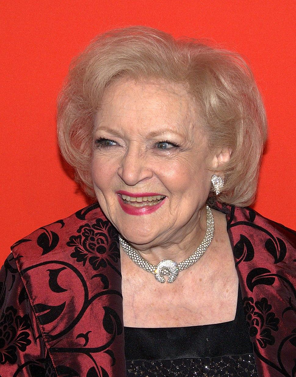 Betty White 2010