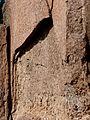Betzigau Sandsteinsäule Detail 2.jpg