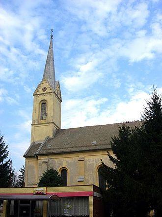 Telečka - The Saint Mary Catholic Church.