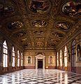 Biblioteka Marciana, tavan.jpg