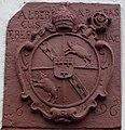 Biebrich Dilthey Haus Wappen Eberbach2.JPG