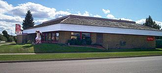 Sambo's - A former Sambo's in Alpena, Michigan, now occupied by Big Boy
