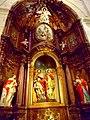 Bilbao - Iglesia de San Nicolás, interior 09.jpg