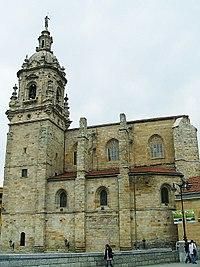 Iglesia de San Antón, Bilbao