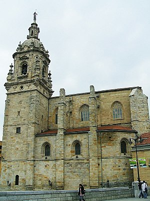 Church of Saint Anthony the Great - Image: Bilbao San Anton 01