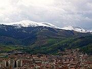 Bilbao montes nevados