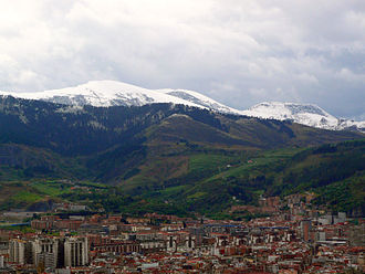 Basque Country (autonomous community) - Panorama of Bilbao