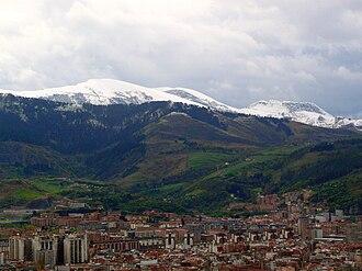 Basque Country (autonomous community) - Panorama of Bilbao