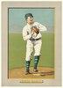 Bill Bergen, Brooklyn Dodgers, baseball card portrait LCCN2007685602.tif