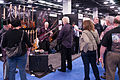 Bill Clements demos his Regenerate Guitar Works signature bass 3 - 2014 NAMM Show.jpg