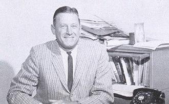 Bill Orwig - Orwig as athletic director at Nebraska
