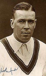 Bill Ponsford Australian cricketer