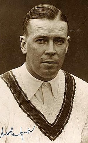 Victoria cricket team - Victorian great Bill Ponsford