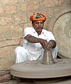 Bishnoi -- Töpfer.jpg