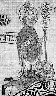 Henry (bishop of Finland) 12th-century Bishop of Finland