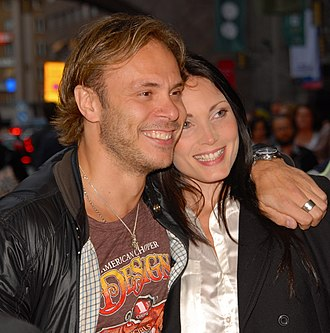 Björn Bengtsson - Björn Bengtsson and Sandra Lindblom in 2011