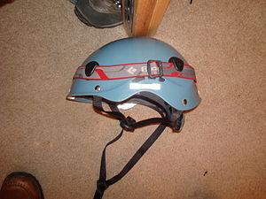 Black Diamond Half Dome Climbing Helmet.JPG