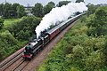 Black Five 44932 on the Cathedrals Express - geograph.org.uk - 2039315.jpg