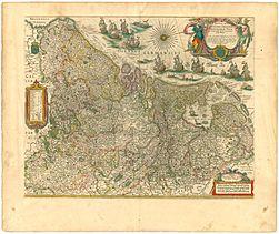 Blaeu 1645 - Novus XVII Inferioris Germaniæ Provinciarum typus.jpg