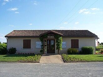 Blaignac - Town hall