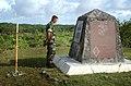 Bloody Nose Ridge memorial Peleliu.jpg