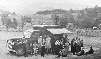 Bookmobile - Blount-county-book-mobile-1943-tn1