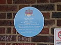 Blue plaque for Sir Jack Hobbs - geograph.org.uk - 698972.jpg