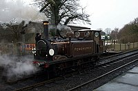 Bluebell Railway - geograph.org.uk - 435324.jpg