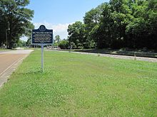 Blues Trail Marker Walter Horton Horn Lake MS 03.jpg