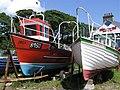 Boat repair yard, Greencastle, Co. Donegal (4) - geograph.org.uk - 1124264.jpg