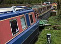 Boats on the Oxford Canal - geograph.org.uk - 2313840.jpg