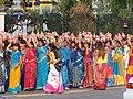 Bochasanwasi Akshar Purushottam Swaminarayan Sanstha parade (3400823312).jpg