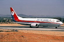 Boeing 737-4Q8, Dan-Air London JP6039263.jpg