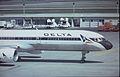 Boeing 757-232 N603DL Delta Air Lines, Montreal - Dorval, August 1987. (5535153027).jpg