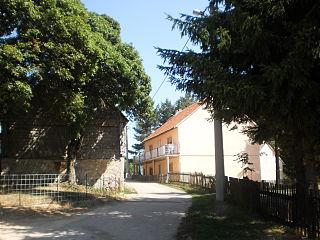 Bogdašić Village in Federation of Bosnia and Herzegovina, Bosnia and Herzegovina