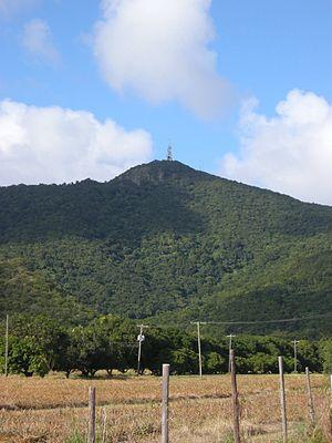 Mount Obama - Mount Obama