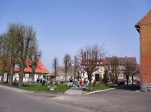 Boleszkowice rynek