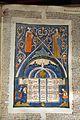 Bologna, gregorio IX, decretales con commento di bernardo da parma, e testi di innocenzo IV e gregorio X, 1290 ca., 04.jpg