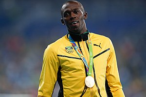 Usain Bolt - Bolt at the 2016 Summer Olympics