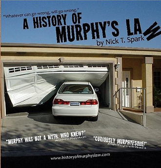 Murphy's law - Cover of A History of Murphy's Law