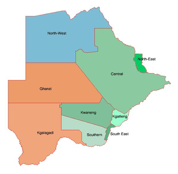 Botswana.geohive