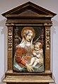 Bottega di antonio rossellino, madonna delle candelabre, 1460-75 ca. 01.jpg