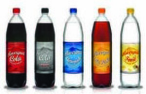 Auvergnat Cola - Various products of Auvergnat Cola