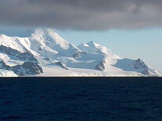 Boyana Glacier glacier in Antarctica
