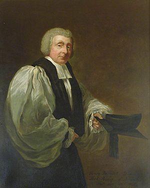 Henry Bathurst (bishop) - Image: Bp Henry Bathurst